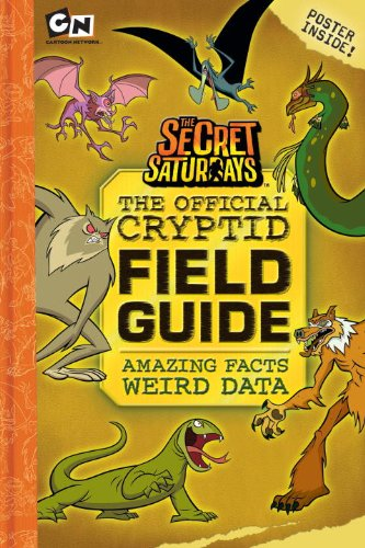 9780375857256: The Official Cryptid Field Guide (Secret Saturdays (Unnumbered))