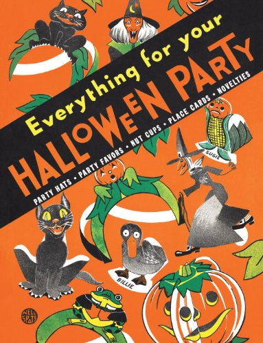 9780375857317: Everything For Your Halloween Party
