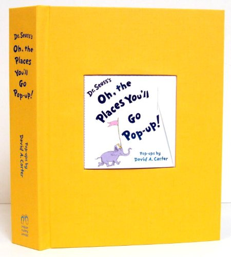 9780375857393: Oh, the Places You'll Go Pop-Up (Limited Edition)
