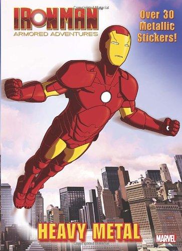 Heavy Metal (Marvel: Iron Man): Golden Books