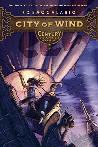 9780375857973: Century #3: City of Wind
