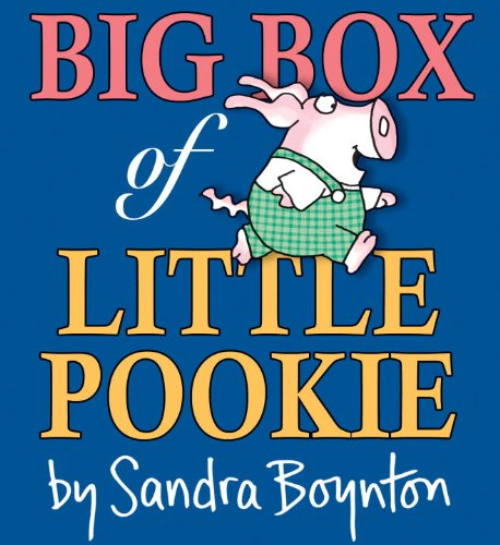9780375858000: Big Box of Little Pookie