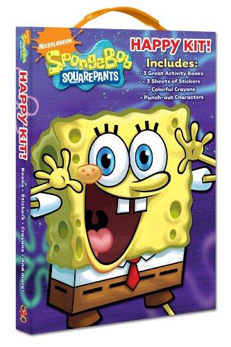 9780375858031: Spongebob Squarepants Happy Kit!