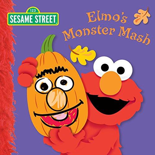 Elmo's Monster Mash (Sesame Street): Kleinberg, Naomi