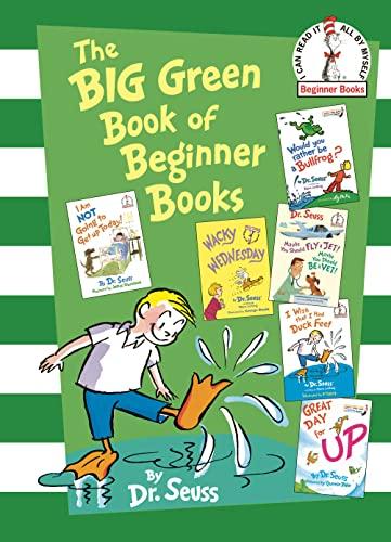 9780375858079: The Big Green Book of Beginner Books (Beginner Booksr)