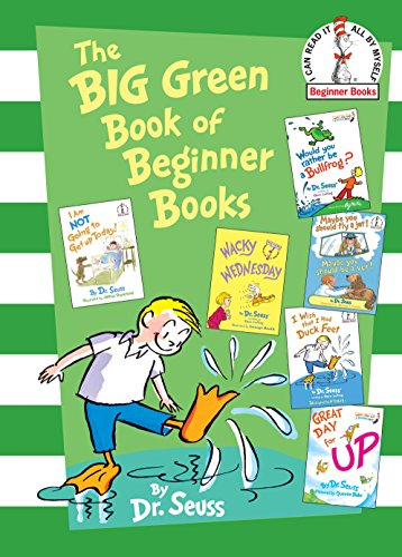 The Big Green Book of Beginner Books: Dr. Seuss