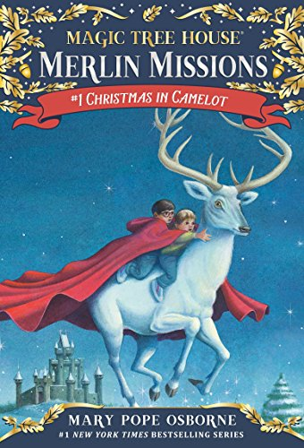 9780375858123: Christmas in Camelot (Magic Tree House)