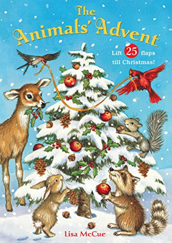 9780375858154: The Animals' Advent (Fuzzytails)
