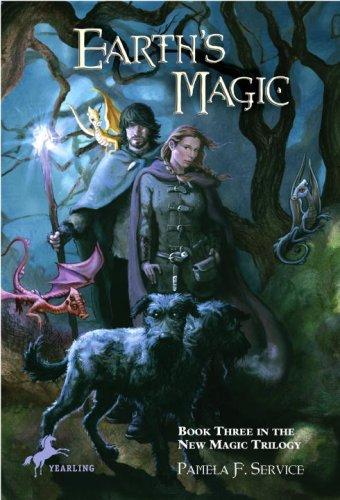 9780375858321: Earth's Magic (The New Magic Trilogy)
