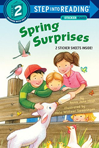 9780375858406: Spring Surprises (Step into Reading)
