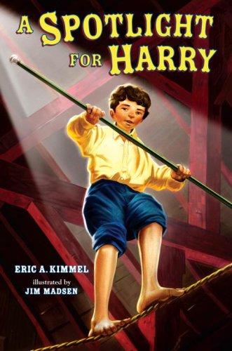 9780375858697: A Spotlight for Harry (A Stepping Stone Book(TM))