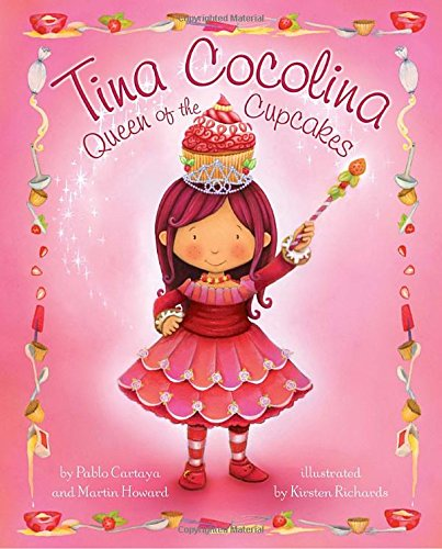9780375858918: Tina Cocolina: Queen of the Cupcakes