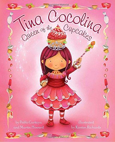 9780375858918: Tina Cocolina: Queen of the Cupcakes