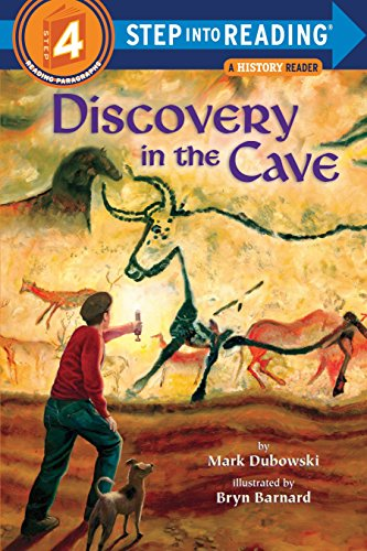 9780375858932: Discovery in the Cave (Step into Reading)