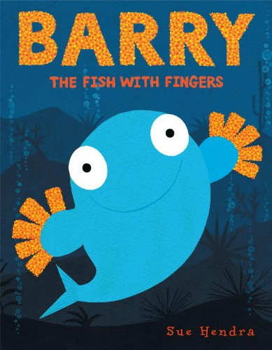 9780375858949: Barry the Fish with Fingers