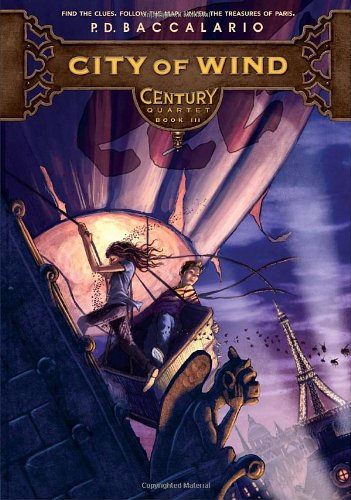 9780375858970: City of Wind (Century Quartet)