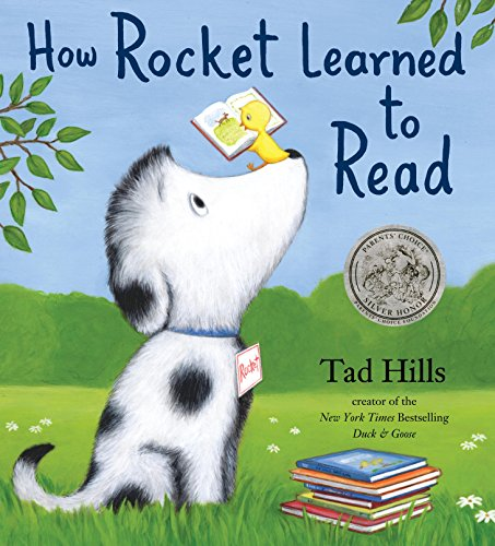 9780375858994: How Rocket Learned to Read