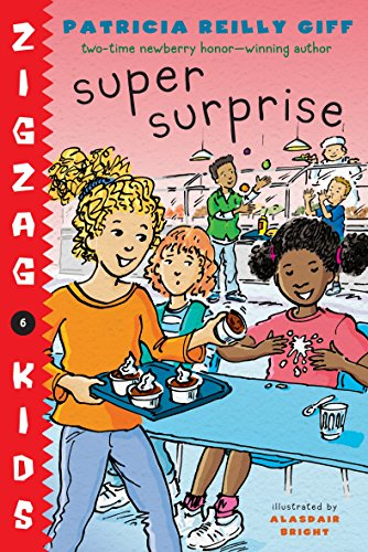 9780375859144: Super Surprise (Zigzag Kids)