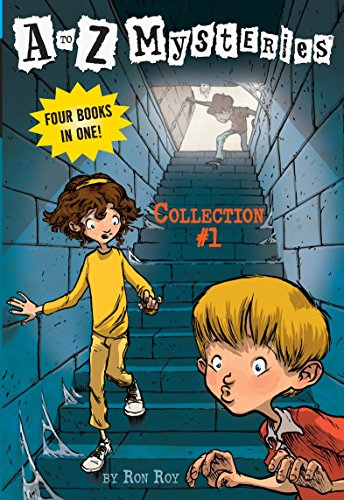 9780375859465: A to Z Mysteries: Collection #1