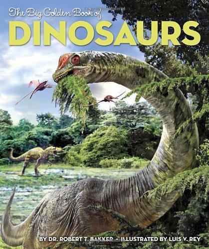 9780375859588: The Big Golden Book of Dinosaurs (Golden Books)