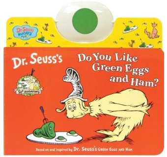 9780375859601: Do You Like Green Eggs and Ham? (Dr. Seuss Nursery Collection)