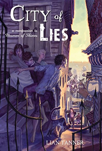 9780375859793: City of Lies (Keepers (Quality))