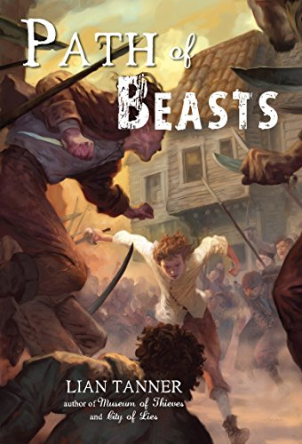 Path of Beasts (Keepers): Tanner, Lian