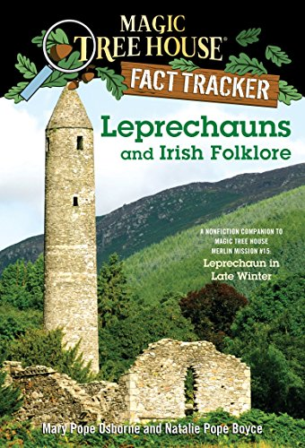 9780375860096: Leprechauns and Irish Folklore: A Nonfiction Companion to Magic Tree House Merlin Mission #15: Leprechaun in Late Winter