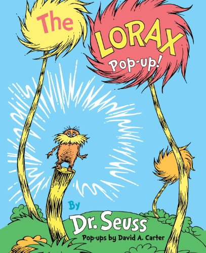 9780375860355: The Lorax Pop-Up!