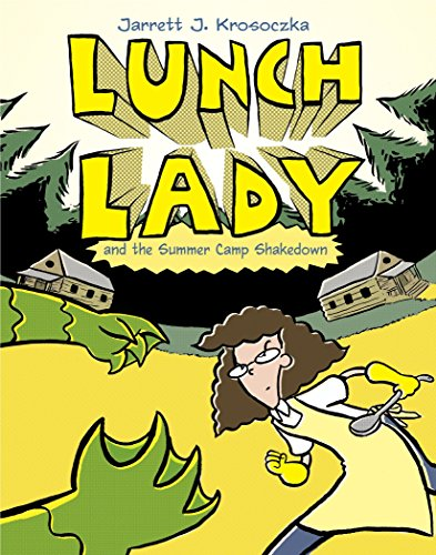 9780375860959: Lunch Lady and the Summer Camp Shakedown