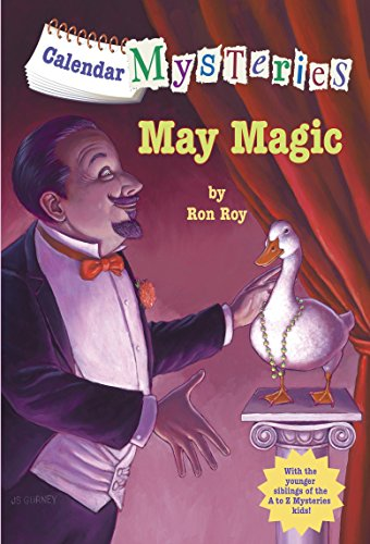 May Magic (Calendar Mysteries, No. 5) (0375861114) by Ron Roy
