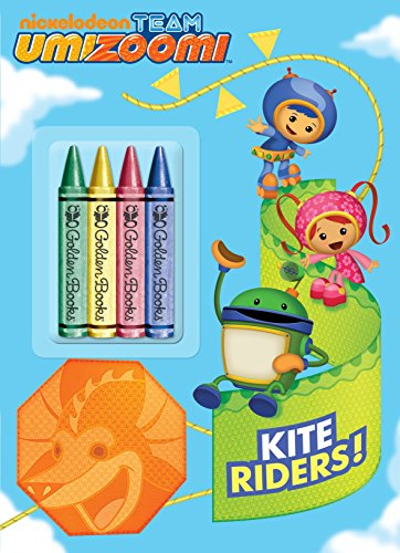 9780375861192: Kite Riders! (Team Umizoomi)