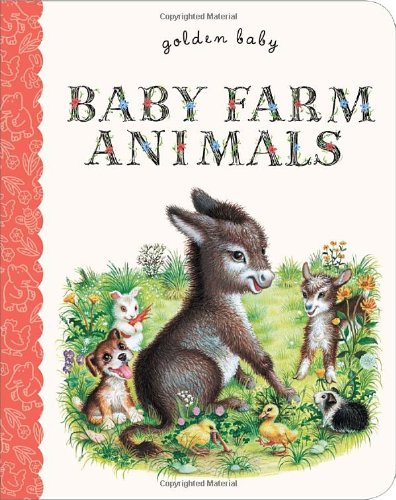 9780375861277: Baby Farm Animals (Golden Baby)