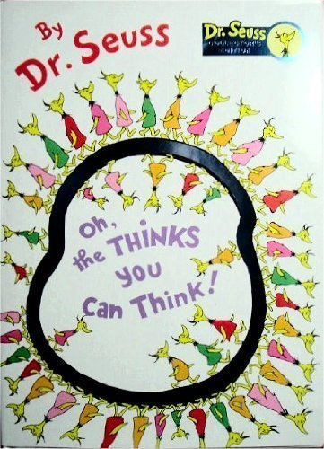 9780375861345: Oh, the THINKS you can Think! Collector's Edition