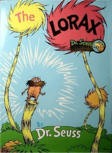 9780375861369: The LORAX - Kohl's Dr. Seuss Collector's Edition