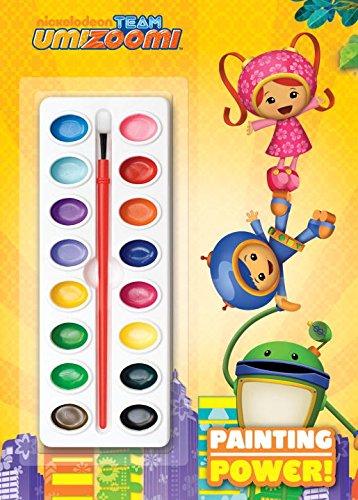 9780375861611: Painting Power! (Team Umizoomi) (Nickelodeon Team Umizoomi)