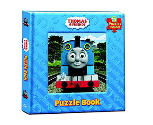 9780375861680: Thomas & Friends Puzzle Book