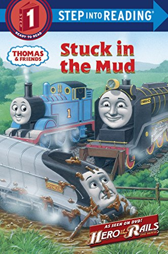 9780375861772: Stuck in the Mud (Thomas & Friends) (Step into Reading)