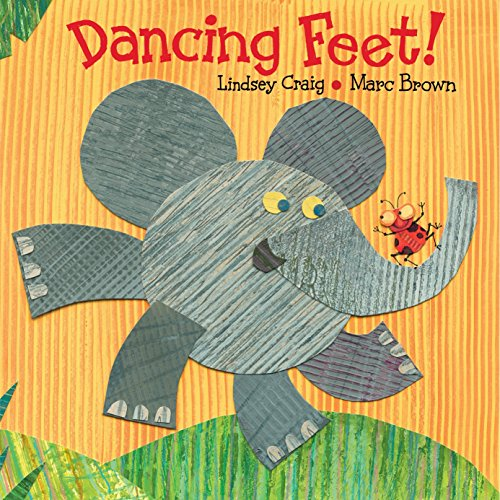 9780375861819: Dancing Feet!