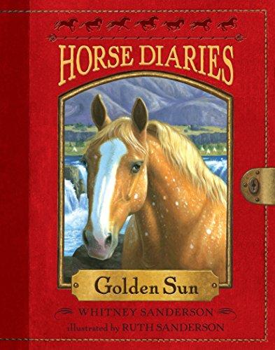 9780375861949: Horse Diaries #5: Golden Sun
