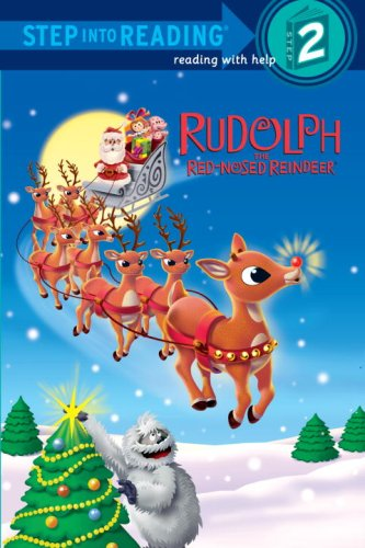 9780375862021: Rudolph the Red-Nosed Reindeer (Rudolph the Red-Nosed Reindeer) (Step Into Reading. Step 2)
