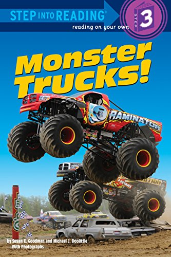9780375862083: Monster Trucks! (Step into Reading)