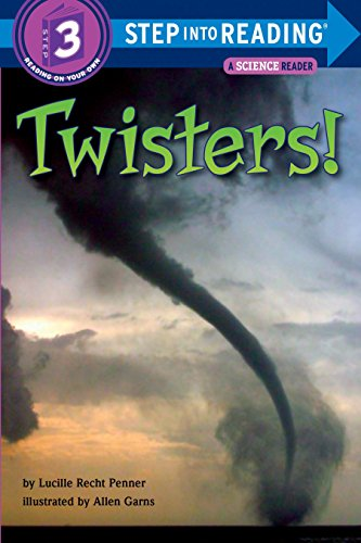 Twisters! (Step into Reading): Penner, Lucille Recht