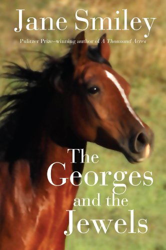 9780375862274: The Georges and the Jewels: Book One of the Horses of Oak Valley Ranch