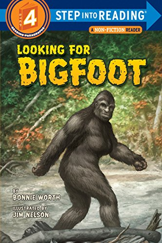 9780375863318: Looking for Bigfoot (Step into Reading)