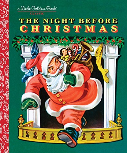 9780375863592: The Night Before Christmas (Little Golden Book Classic)