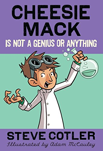 9780375863943: Cheesie Mack Is Not a Genius or Anything