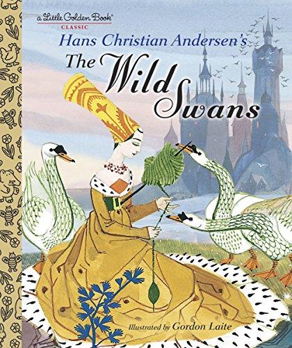 9780375864308: The Wild Swans (Little Golden Book)