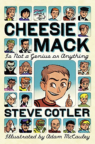 9780375864377: Cheesie Mack Is Not a Genius or Anything