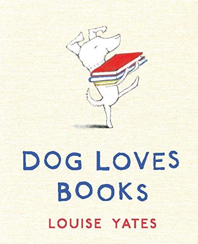 9780375864490: Dog Loves Books